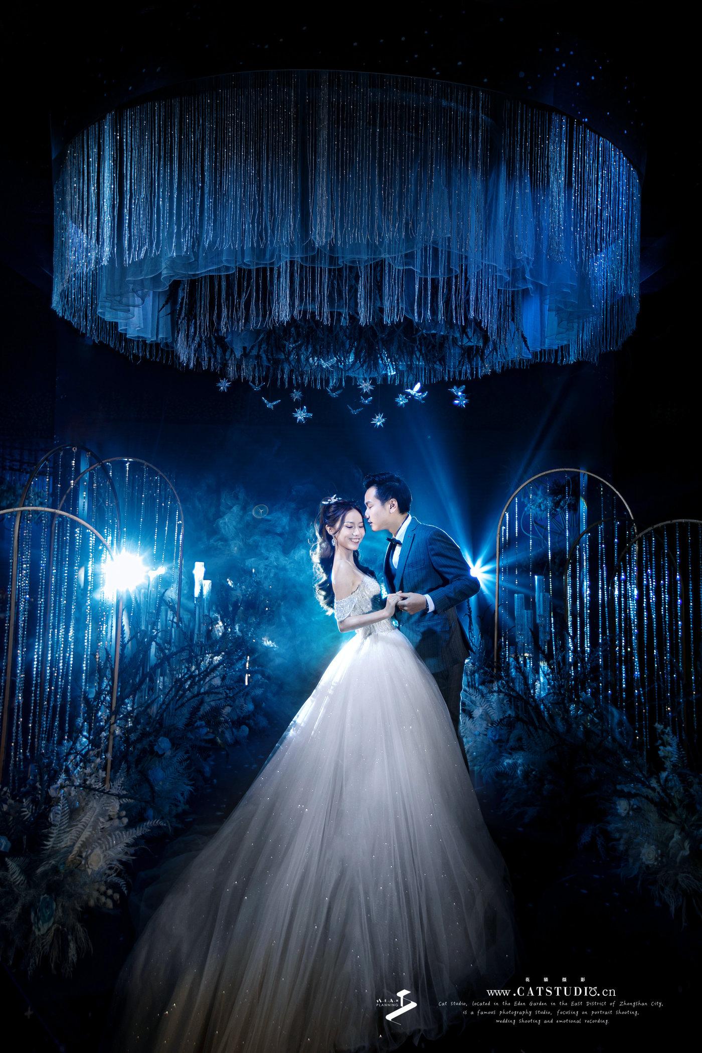 星空主题婚礼5