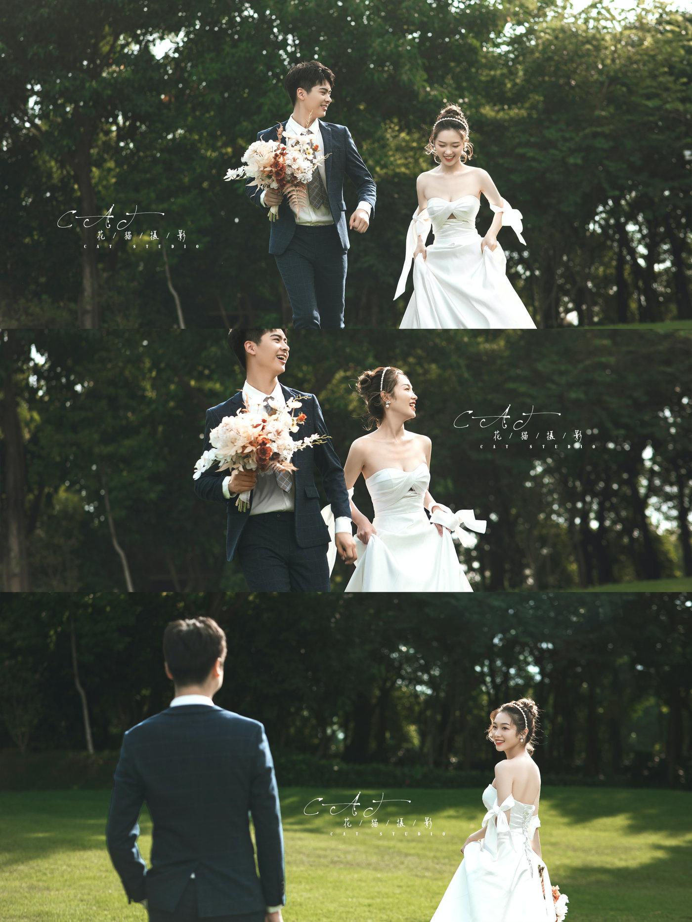 中山迪茵湖婚纱照0