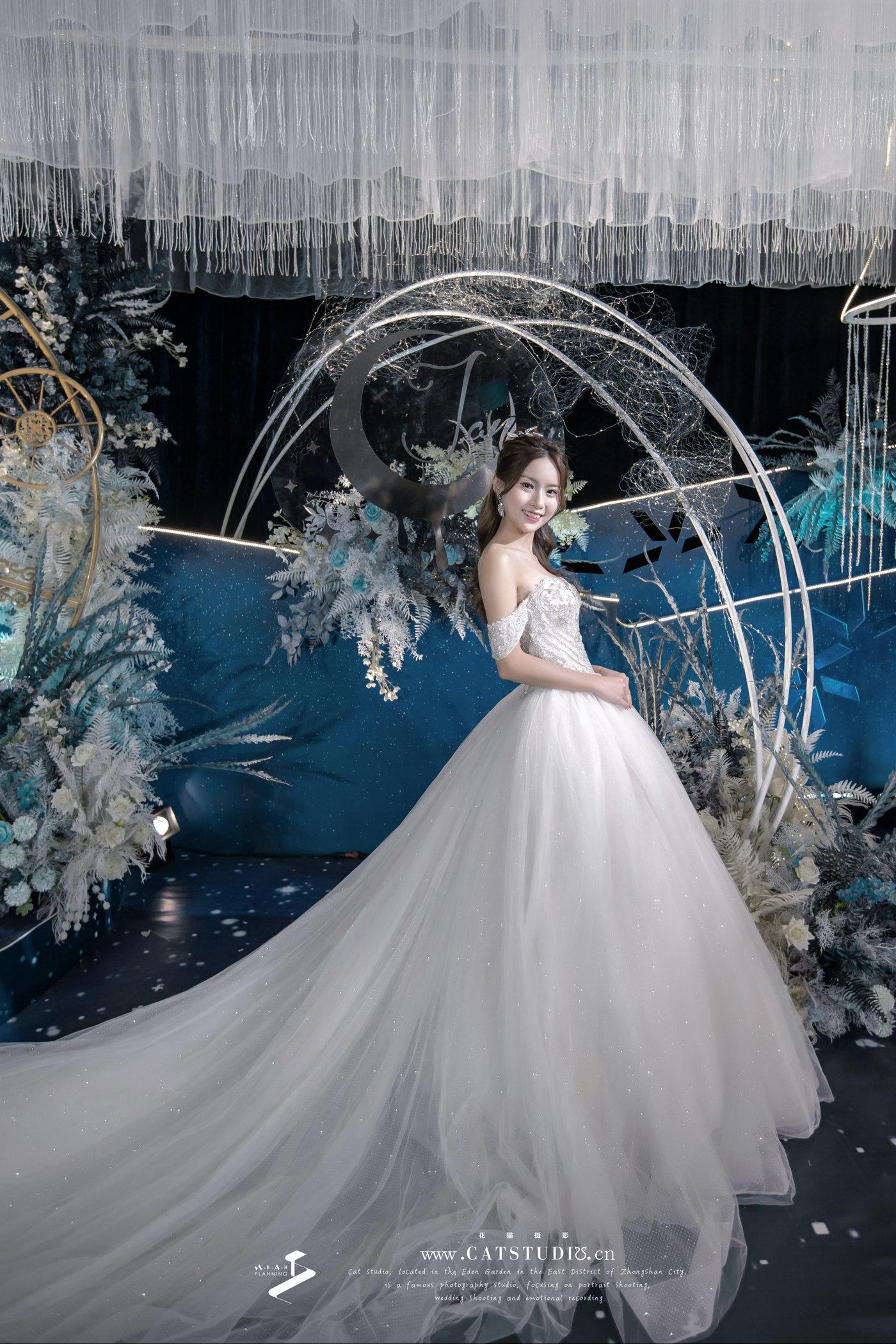 星空主题婚礼0