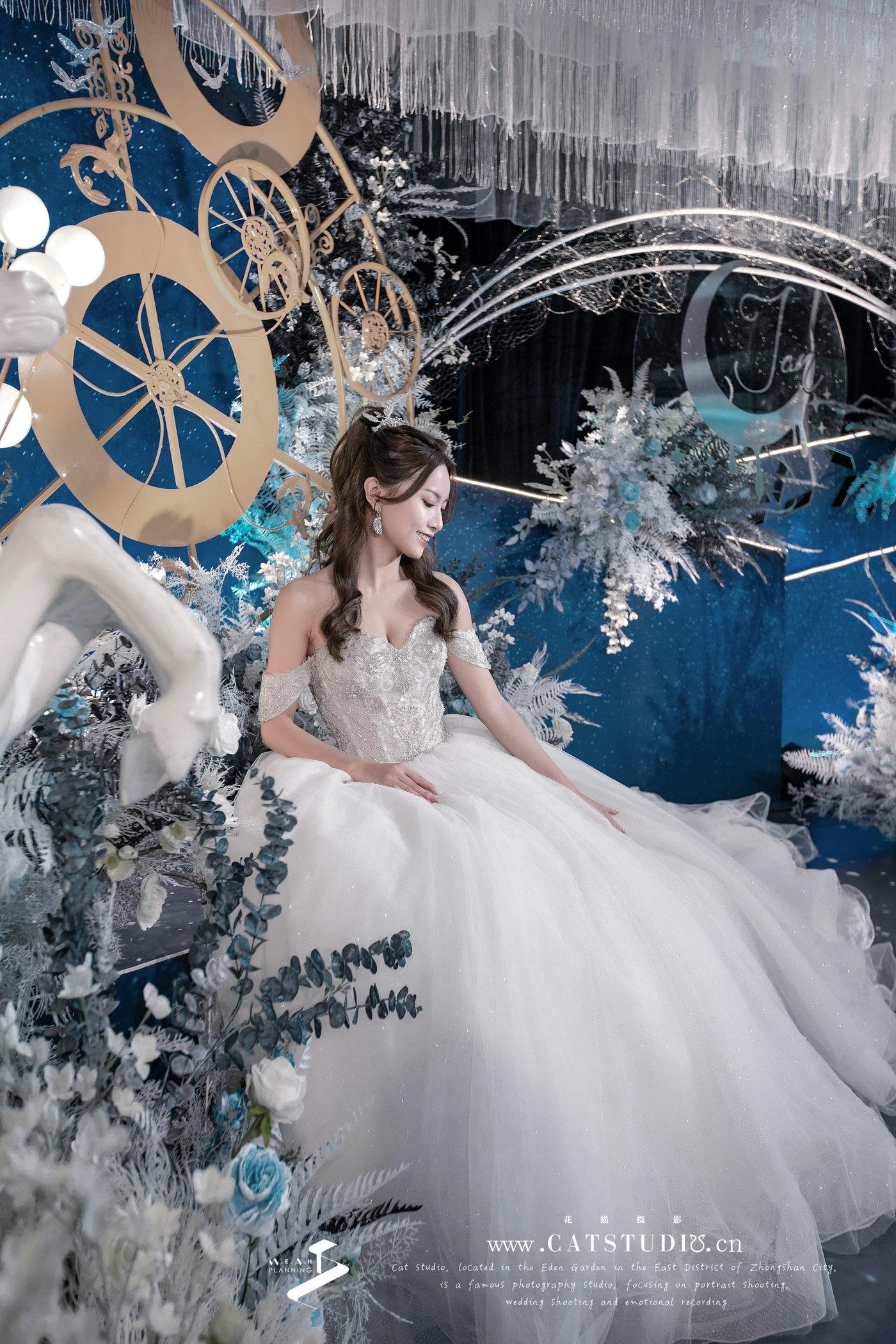 星空主题婚礼1
