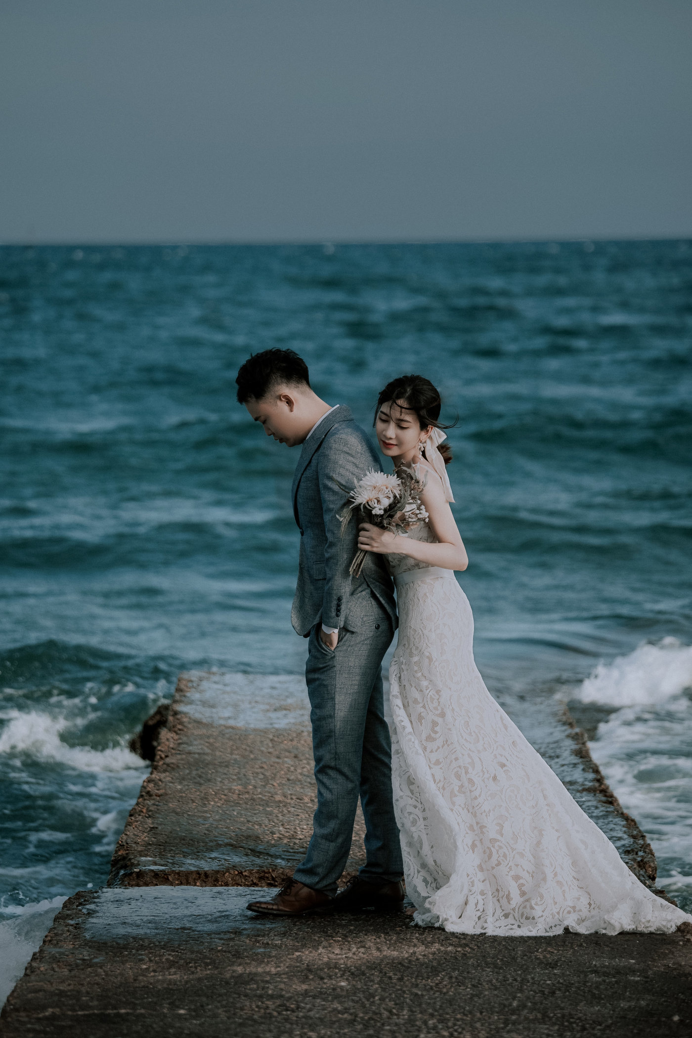 温软的海风拂过心弦——深圳玫瑰海岸6