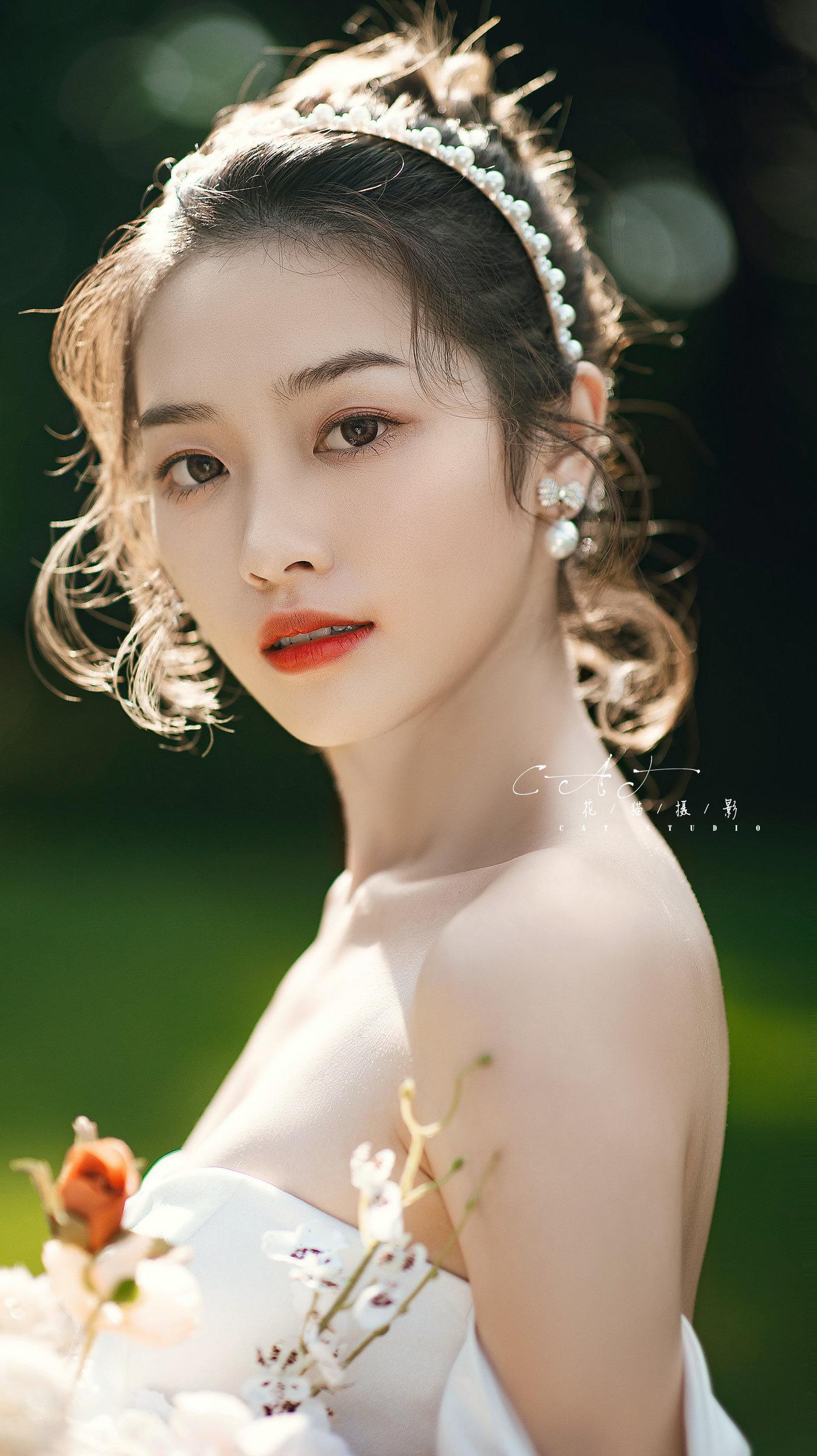 中山迪茵湖婚纱照2