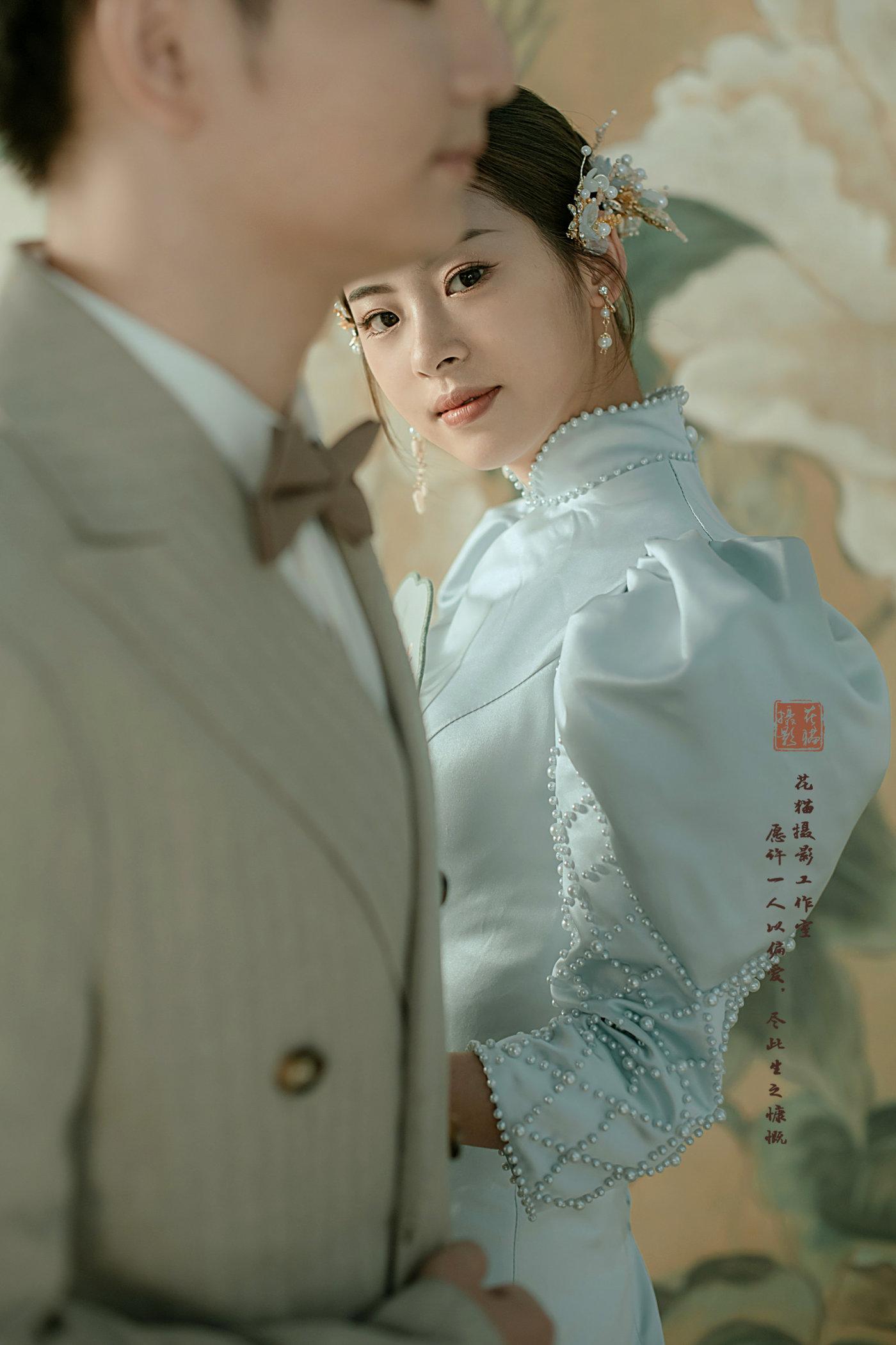 小家碧玉温婉情韵,一见倾心中式美学0