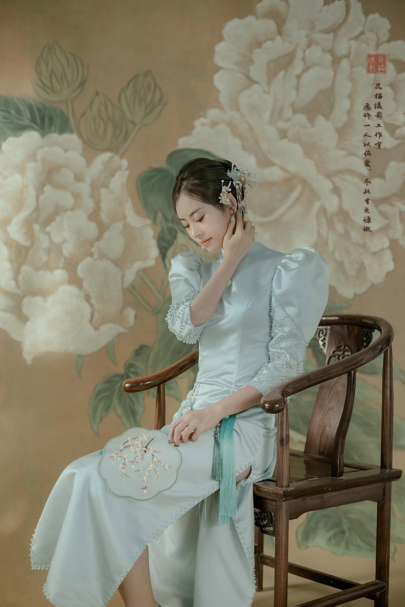 小家碧玉温婉情韵,一见倾心中式美学13