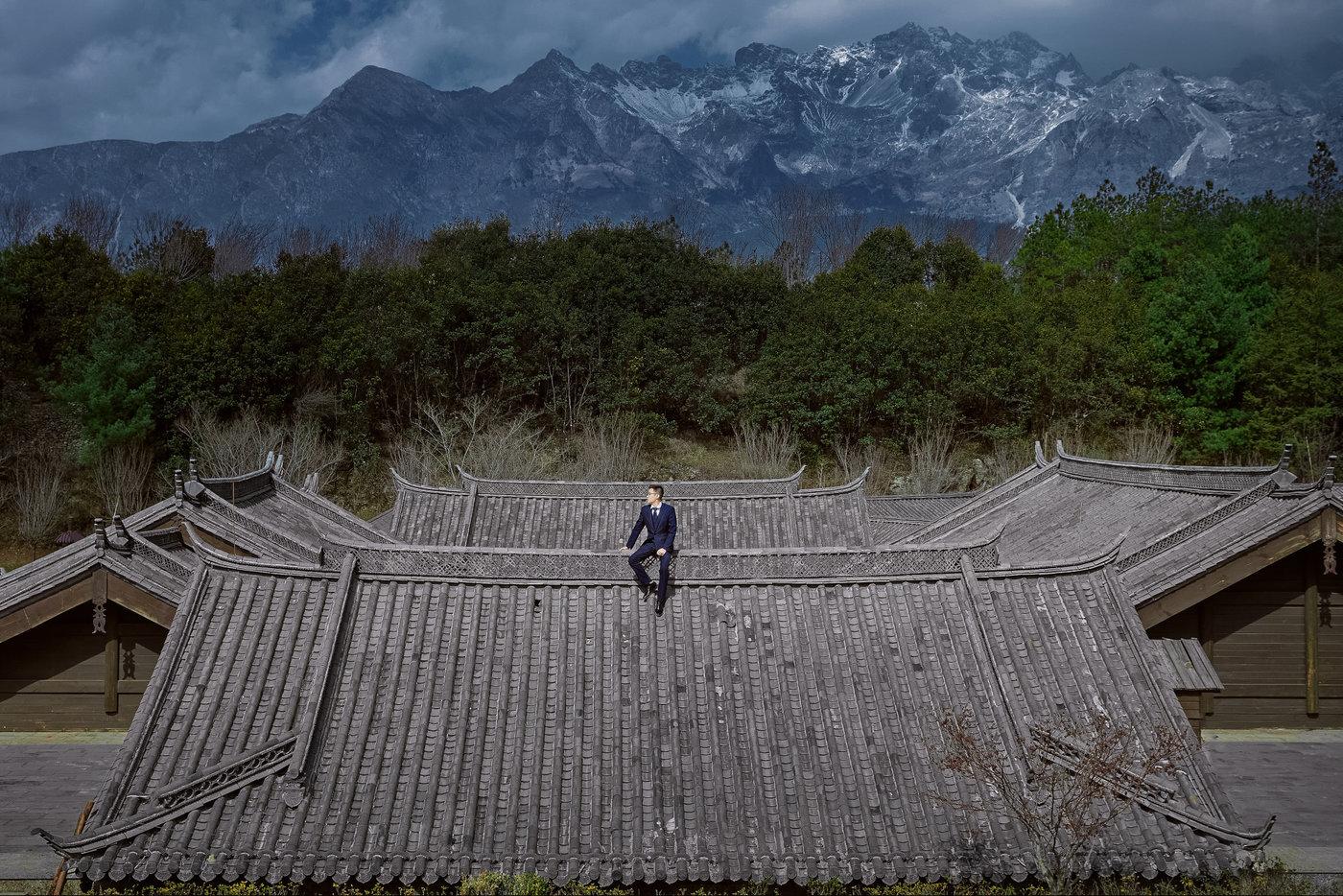 丽江 l 玉龙雪山下轻盈的苏醒5