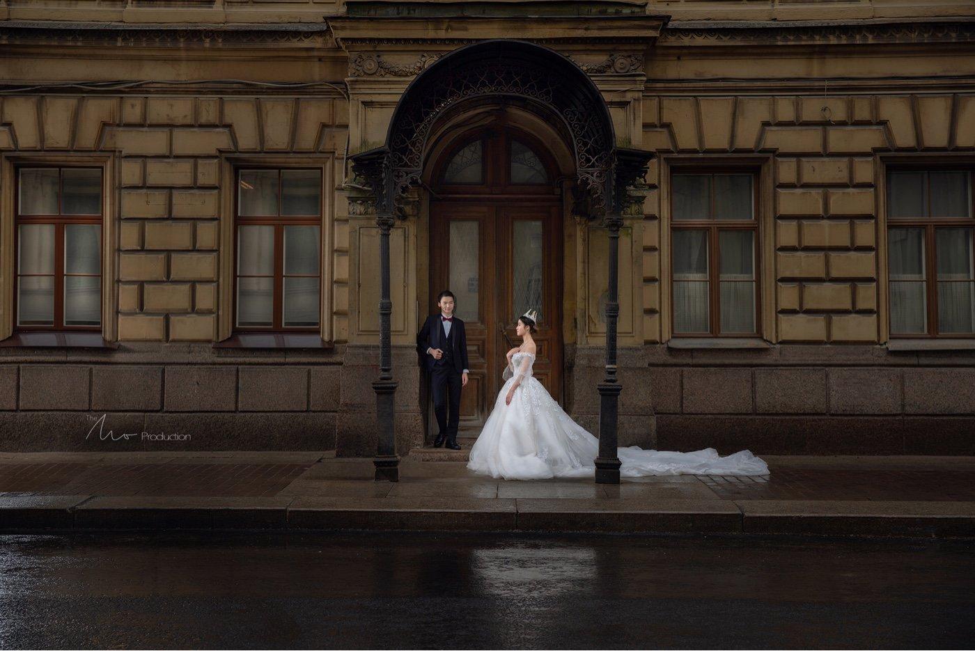 MoFoTo | 婚纱旅拍  圣彼得堡4