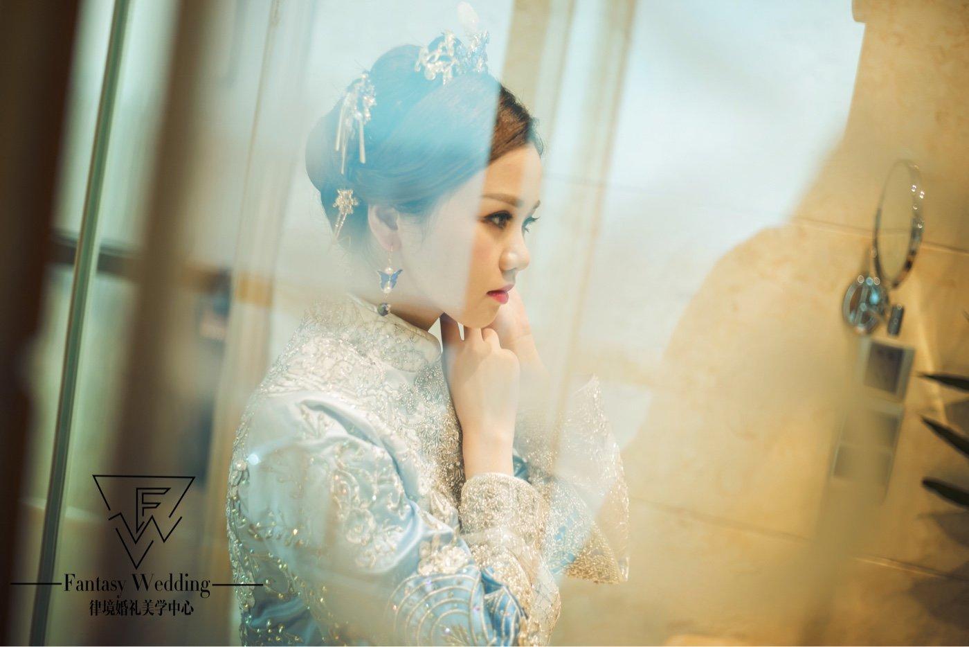 「Fantasy Wedding」&汉式婚礼6