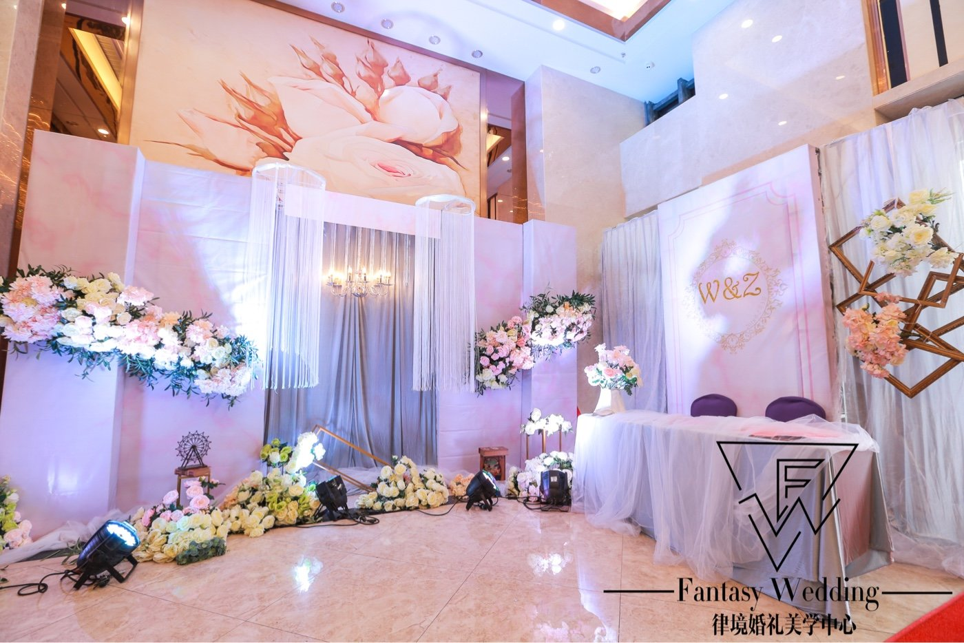 「Fantasy Wedding」&琪瑞康郡「遇见」主题8