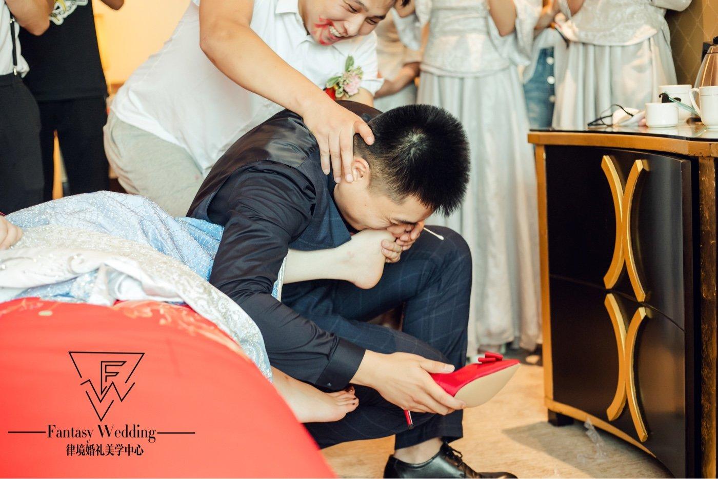 「Fantasy Wedding」&汉式婚礼5