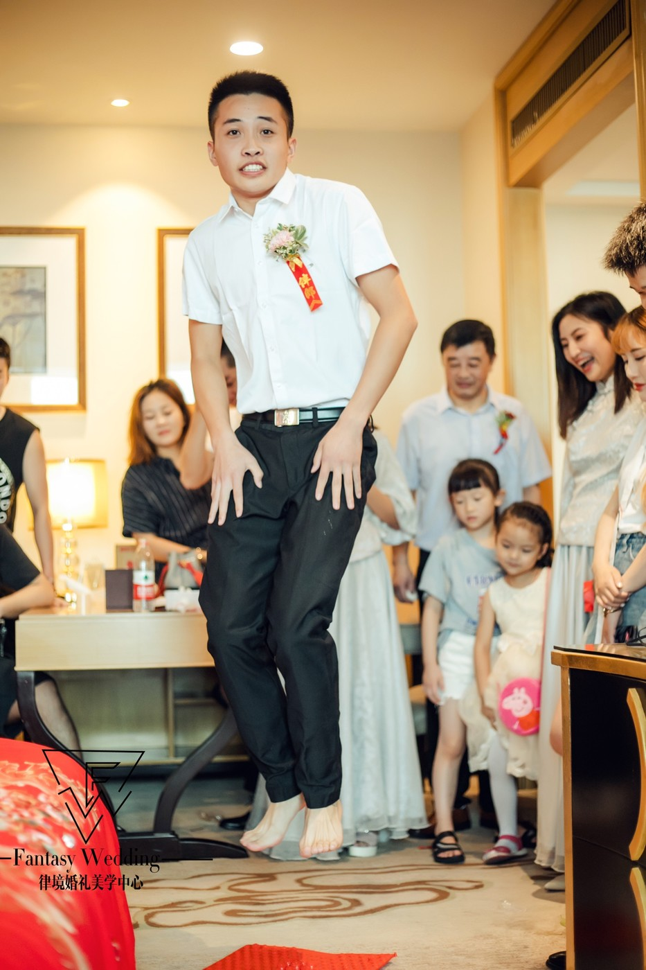 「Fantasy Wedding」&汉式婚礼3