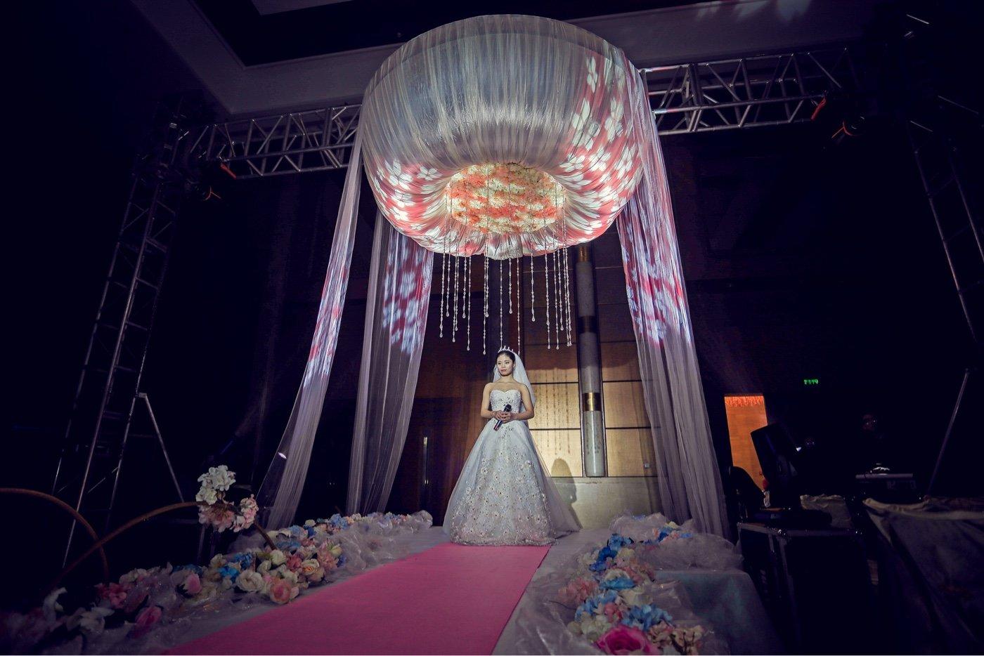 「Fantasy Wedding」&滨湖世纪金源酒店4