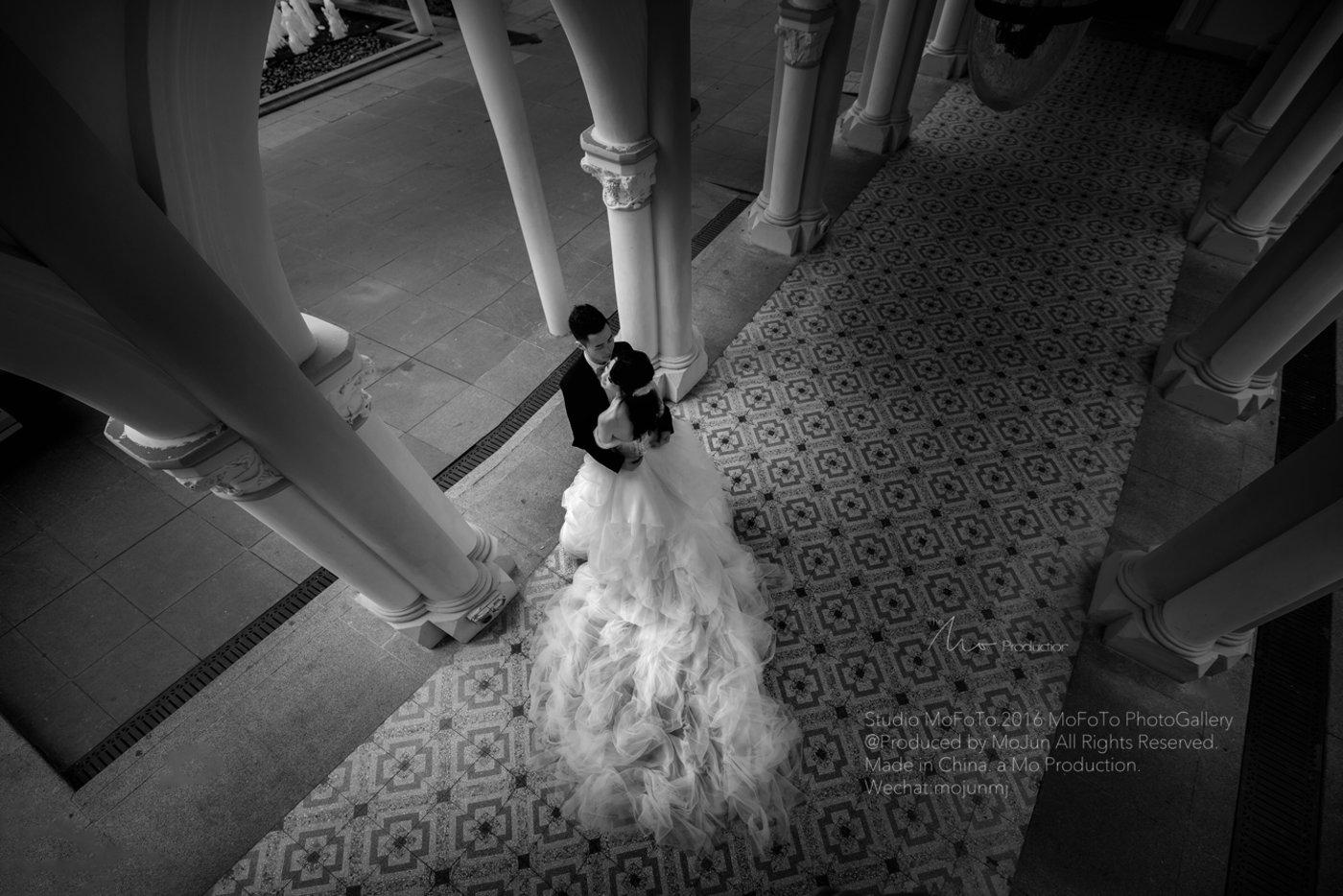 MoFoTo新加坡婚纱5